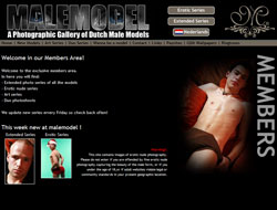 Read Male Model review