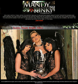 Read Mandy Is Kinky review