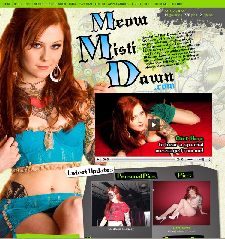 misty dawn porn