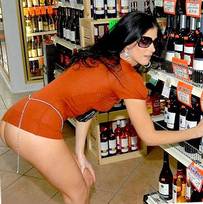 Shopping sex milf