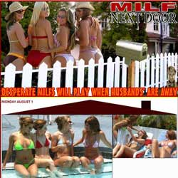 Read MILF Next Door review