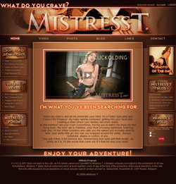 Read Mistress T review