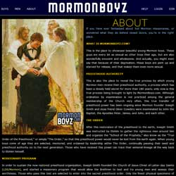 Read Mormon Boyz review