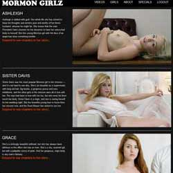 Mormon Girlz members area previews
