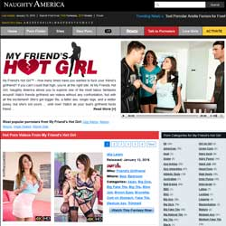 Read My Friends Hot Girl review