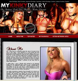 Read My Kinky Diary review