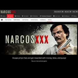 Read Narcos XXX review