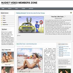Read Nudist Video review