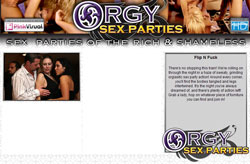 Read Orgy Sex Parties review