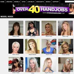 Read Over 40 Handjobs review