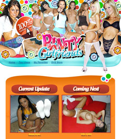 Read Panty Girlfriends review