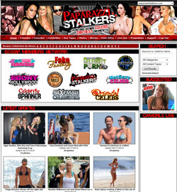 Paparazzi Stalkers members area previews