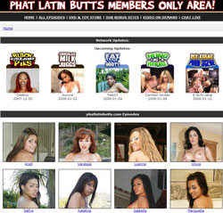 Read Phat Latin Butts review