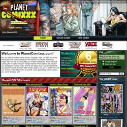 Read Planet ComiXXX review