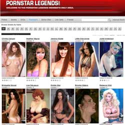 Read Pornstar Legends review