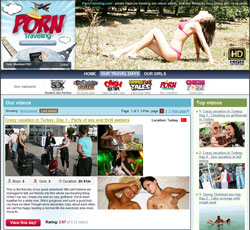 Porn Traveling members area previews