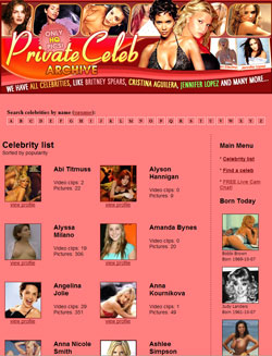 Read Private Celeb Archive review