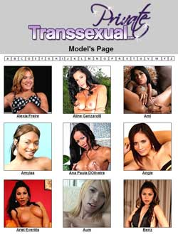 Read Private Transsexual review
