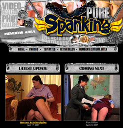 Read Pure Spanking review