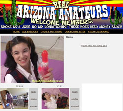 Read Real Arizona Amateurs review