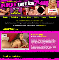 Read Riot Girls review