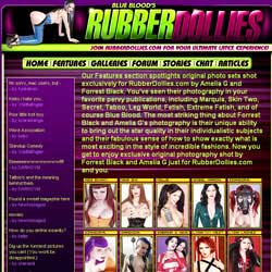RubberDollies members area previews