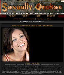 Read Sexually Broken review