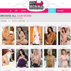 Sexy Momma members area previews