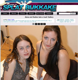 Read Splat Bukkake review
