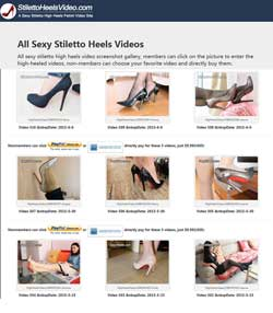 Read Stiletto Heels Video review