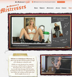 Read St Mackenzie's Mistresses review