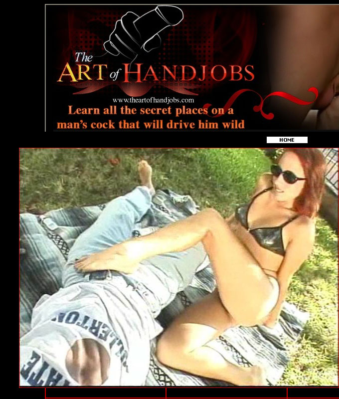 Visit The Art of Handjobs