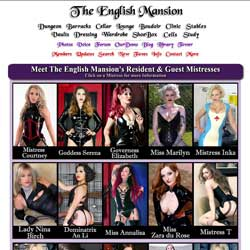 The English Mansion members area previews