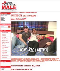 Read The Great Canadian Male review