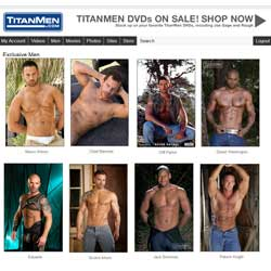 Titanmen members area previews