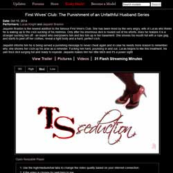 Read TS Seduction review