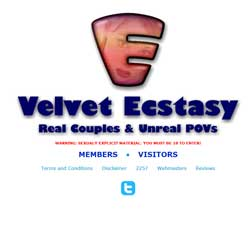 Read Velvet Ecstasy review