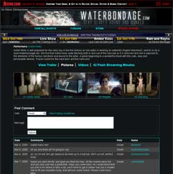 Read Water Bondage review