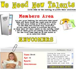 Read We Need New Talents review